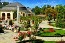 Kurpark von Bad Kudowa,  Polen (c) INCOMING SERVICE POLEN