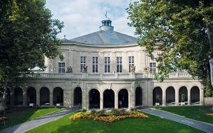 Regentenbau (c) Bayer. Staatsbad Bad Kissingen GmbH Heji Shin
