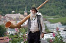 Alphornbläser (c) Chur Tourismus