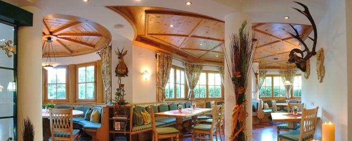 Erker-Restaurant (c) Hotel Hubertushof