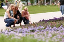 Frauen am Blumenbeet (c) BUGA Heilbronn 2019 GmbH