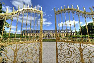 Herrenhaeuser Garten Goldesnes Tor (c) HMTG