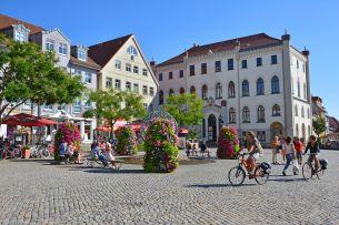 Markt (c) Waren (Müritz) Kur- und Tourismus GmbH