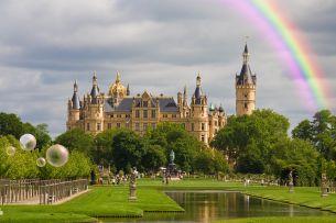 Schweriner Schloss (c) AdobeStock Uwe Graf