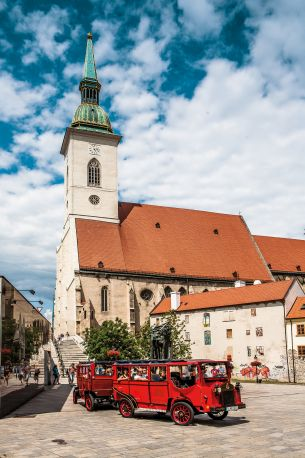 St Martin's Cathedral Bratislava (c) @MS Agency