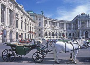 Wien Hofburg (c) Peter Eckert